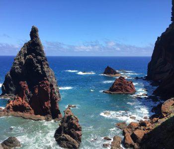 Das nenne ich mal beeindruckend: Ponta da São Lorenço auf Madeira
