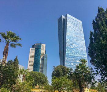 Das moderne Tel Aviv
