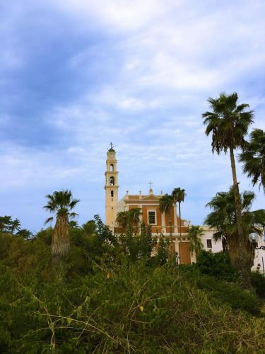 Tel-Aviv-Jaffa-Kirche